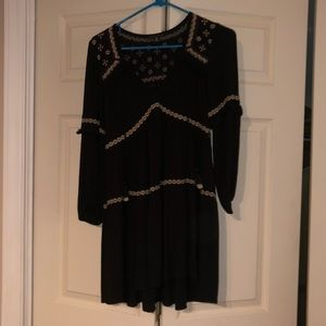 Black Dress American Eagle